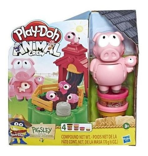 Play Doh Porquinhos Brincalhões E6723 HASBRO