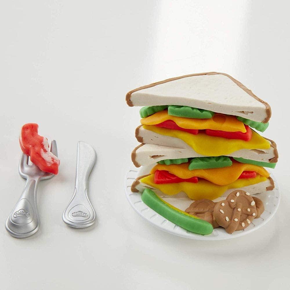 Play-Doh Sanduíche Queijo E7623 HASBRO