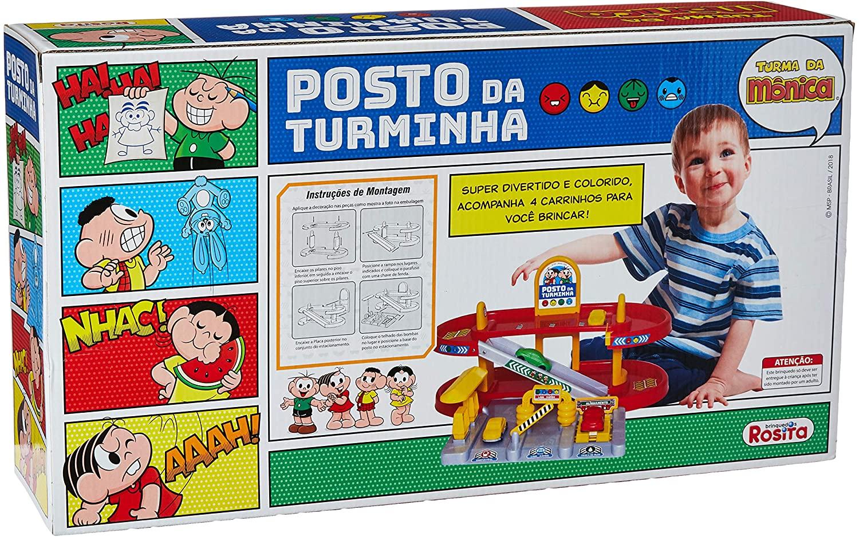 Posto Turma da Mônica 9353 ROSITA