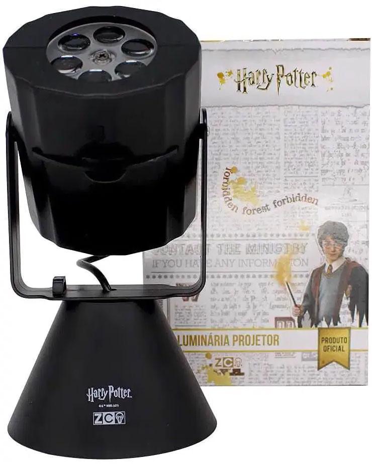 Projetor Harry Potter ZONA CRIATIVA