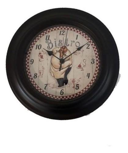 Relógio de Parede  Chef  - Yins