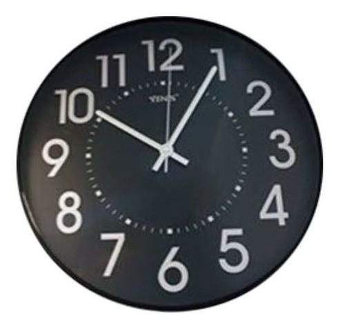 Relógio de Parede Redondo Sortido BM216 40 CM YINS