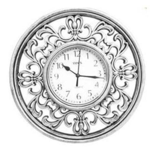 Relógio de Parede Retro MX372 30,5CM YINS