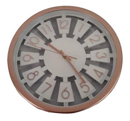 Relógio de Parede Rose GD9871A1 30CM YINS