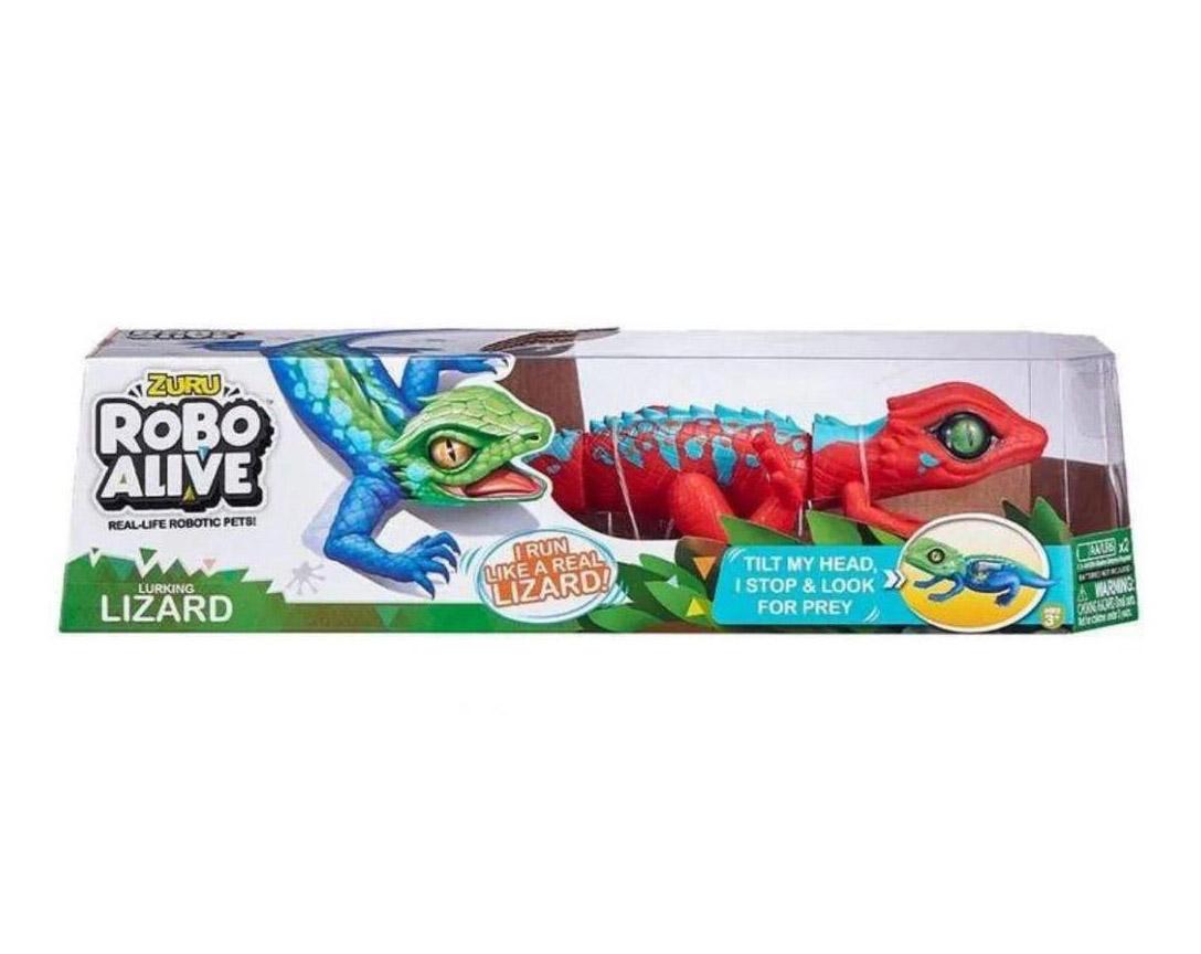 Robo Alive Lagarto/Cobra Diversos 1120 CANDIDE