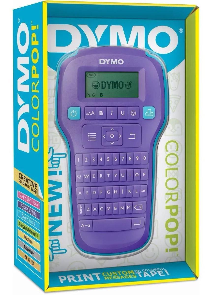 Rotulador Eletronico Color Pop DYMO