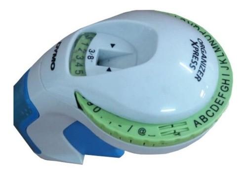 Rotulador Manual Dymo Organizer Xpress 12965 DYMO