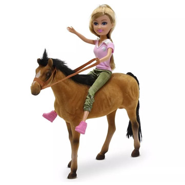 Sparkle Girls Passeio Equestre 4890 DTC