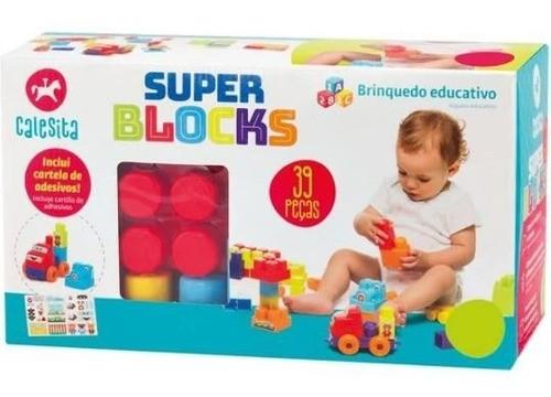 Super Blocks BLOCKS 07 Tateti CALESITA