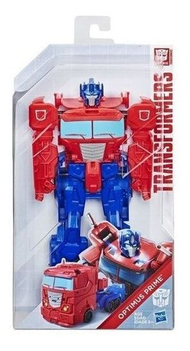 Transformers Titan Changer Optimus E588 HASBRO