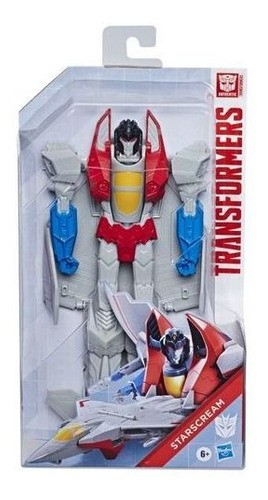 Transformers Titan Changer Starscream E7421 HASBRO