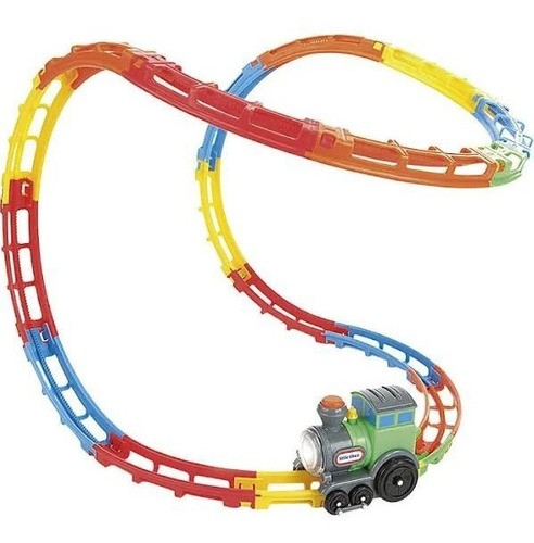 Tumble Train Little Tikes 9909 CANDIDE