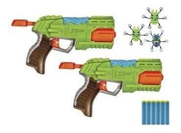 X-Shot Lançador Bug Attack 5559 CANDIDE