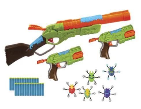 X-SHOT Lançador Bug Attack Value Pack 5508 CANDIDE