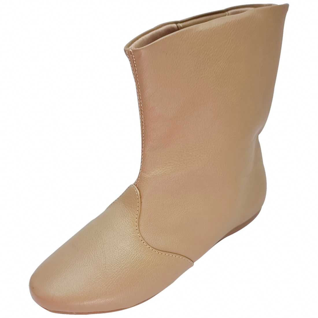 Ankle Boot - Bege