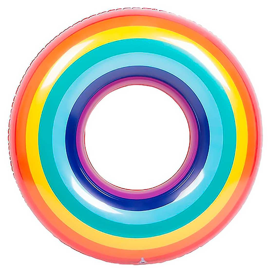 Bóia Anel 108cm - Arco Iris