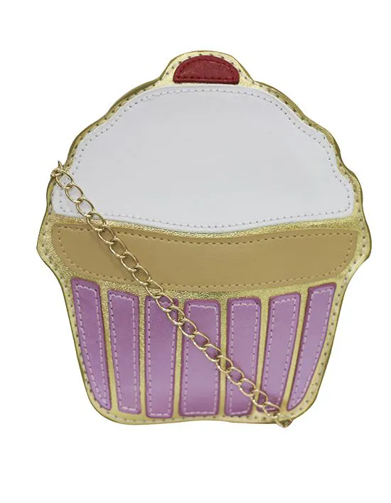 Bolsa de Cupcake - Branco