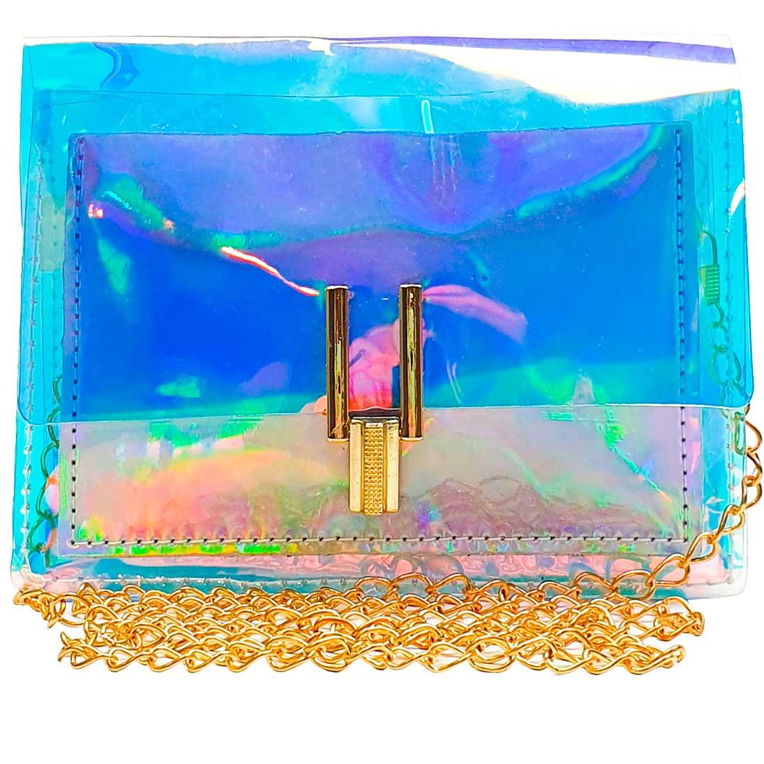 Bolsa Transversal - Holográfica