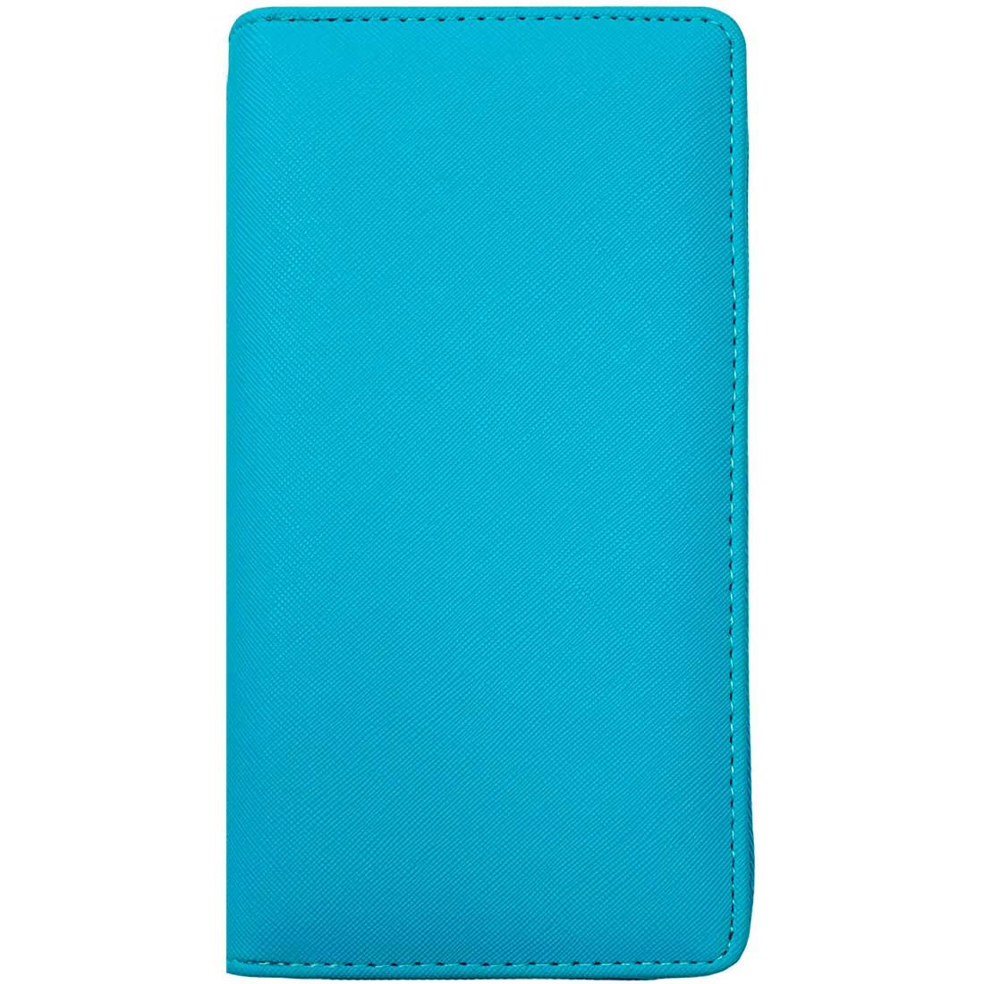 Carteira Lisa - Azul