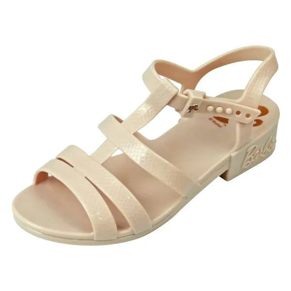 Chinelo Barbie Baby Elegance - Nude