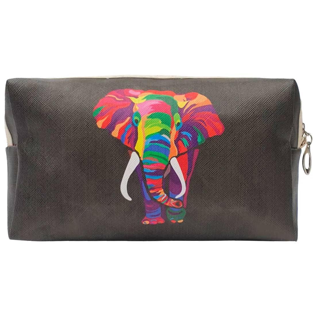 Necessaire de Elefante - Chumbo