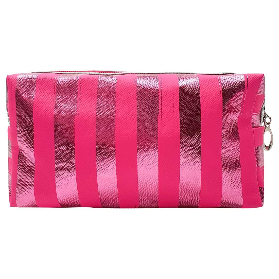 Necessaire Listrada - Rosa e Pink