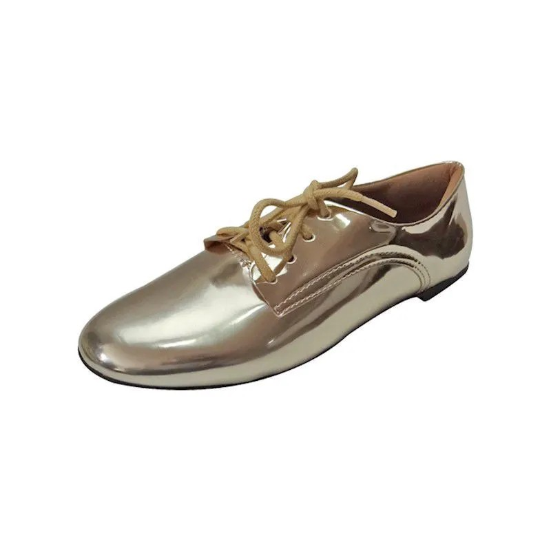 Oxford Specchio Espelhado - Ouro Light