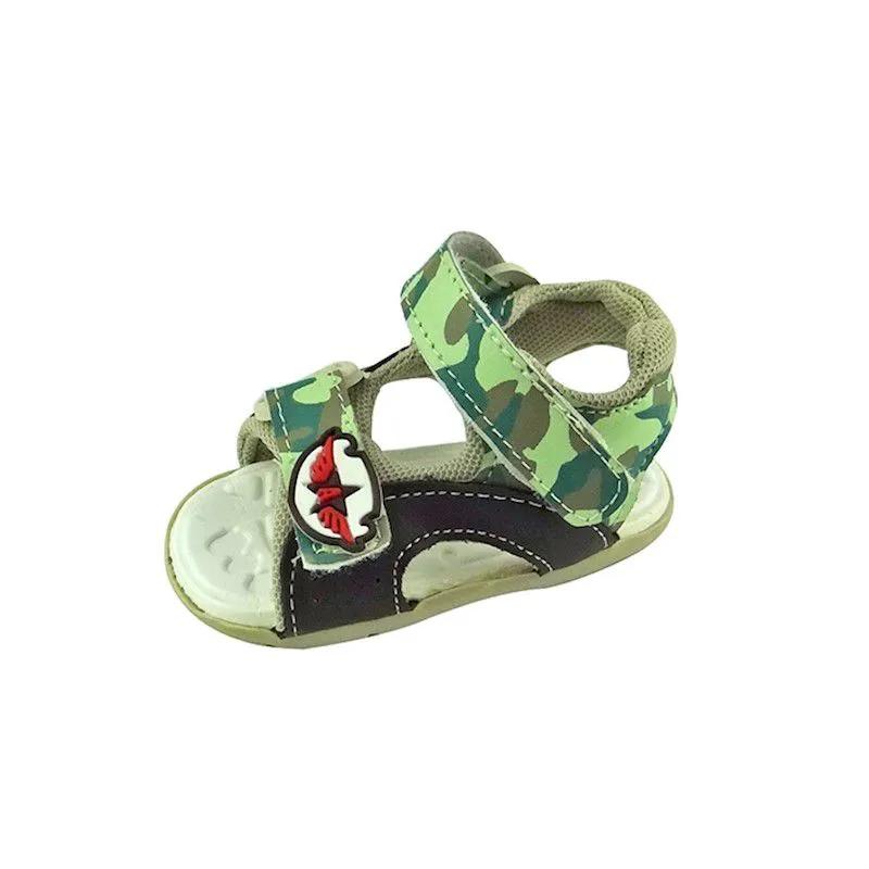 Papete Baby Camuflada - Verde e Marrom
