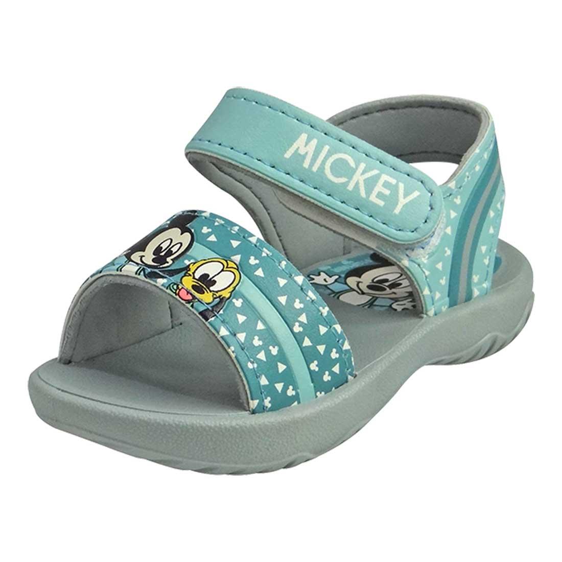 Papete Baby Disney Mickey e Pluto- Cinza