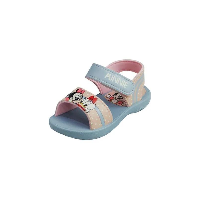 Papete Baby Disney Minnie - Azul Bebê