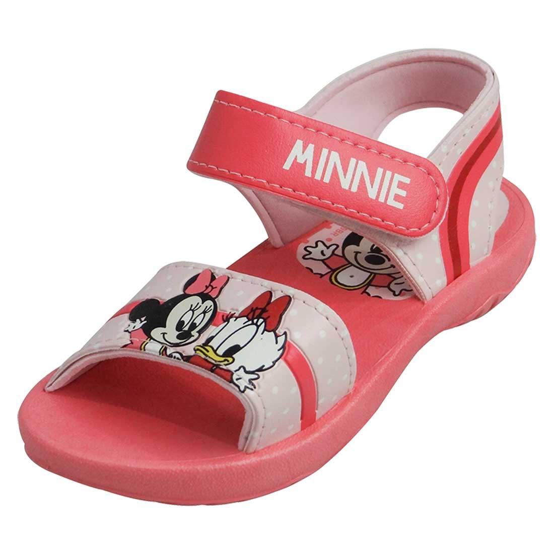 Papete Baby Disney Minnie e Margarida - Rosa