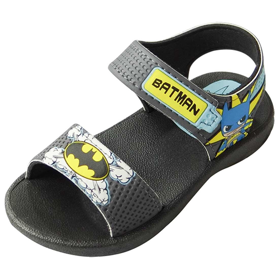 Papete Baby Liga da Justiça Batman - Preto e Cinza