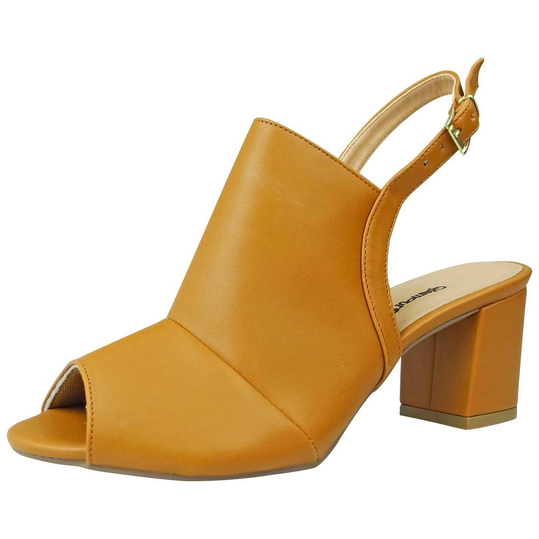 Sandal Boot - Caramelo