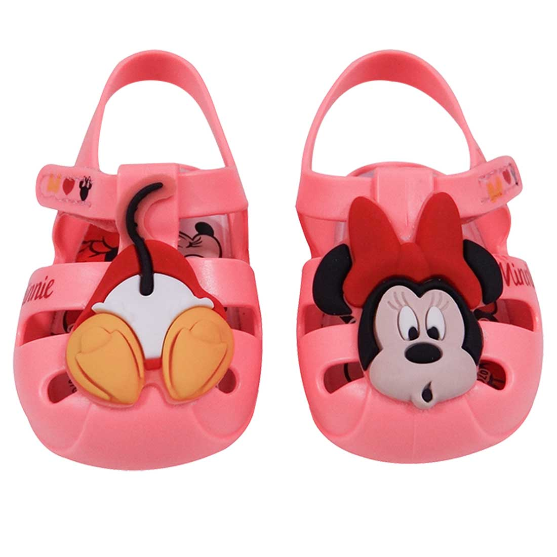 Sandália Baby Disney Sweet Dreams - Rosa Bebê