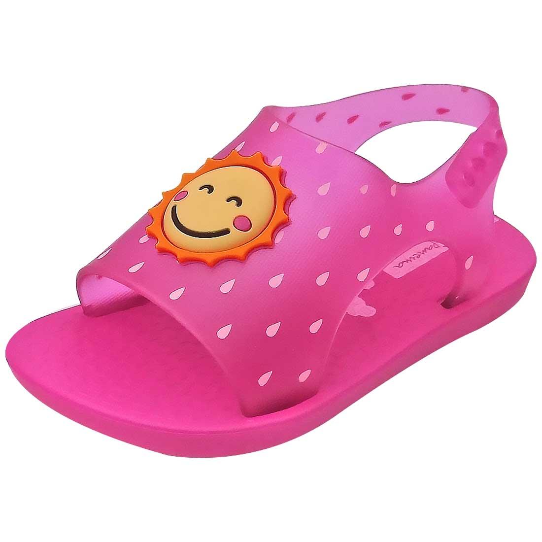 Sandália Baby Dream - Pink