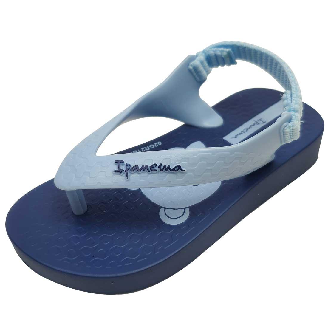 Sandália Baby Ipanema Fofura - Azul