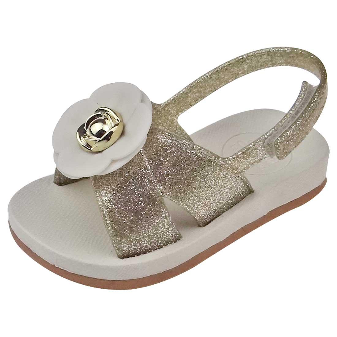 Sandália Baby Sense VI - Dourada