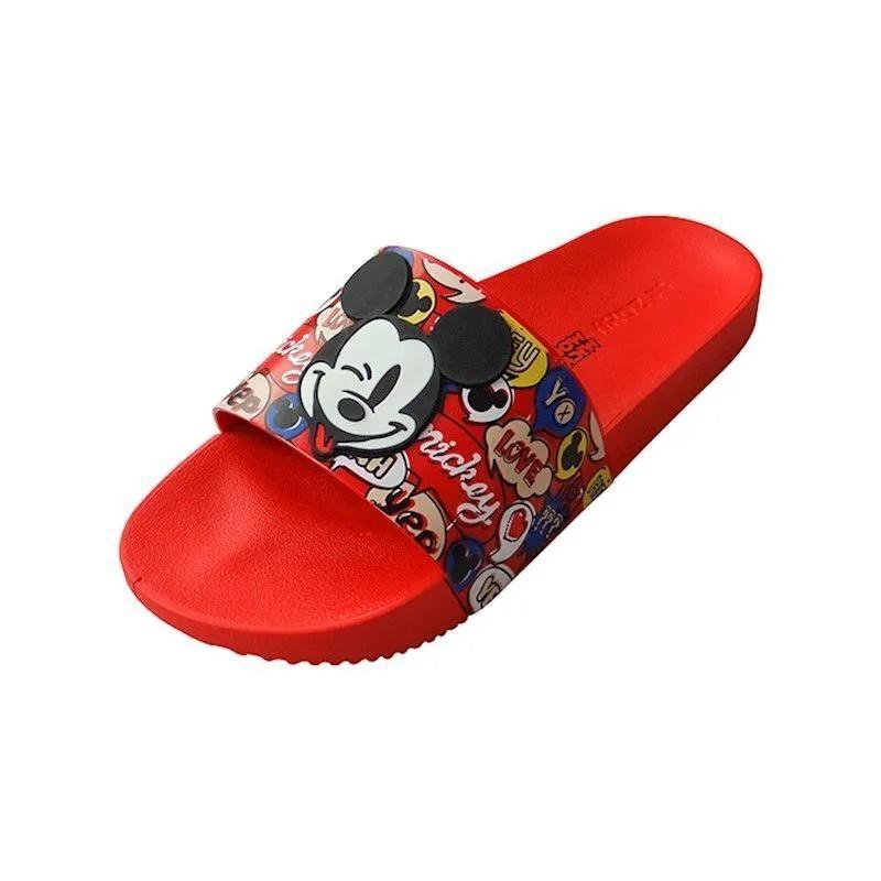 Sandália Zaxy Pop Mickey - Vermelho
