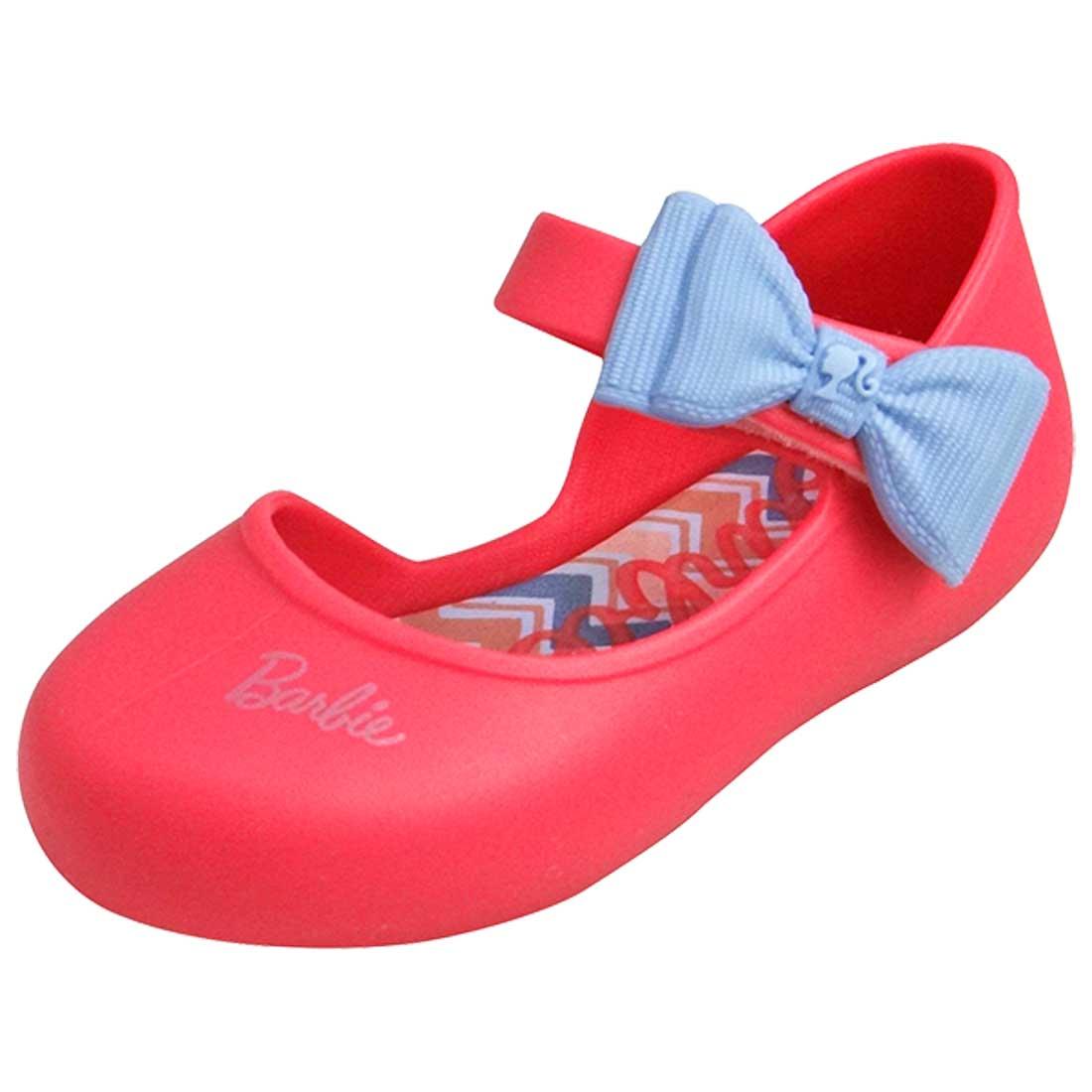 Sapatilha Boneca Baby Barbie Happy - Rosa