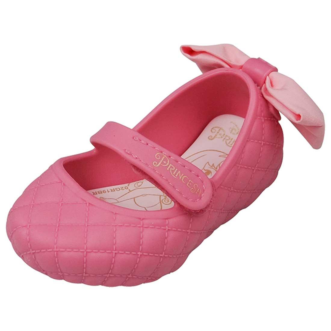 Sapatilha Boneca Baby Disney Aurora - Rosa