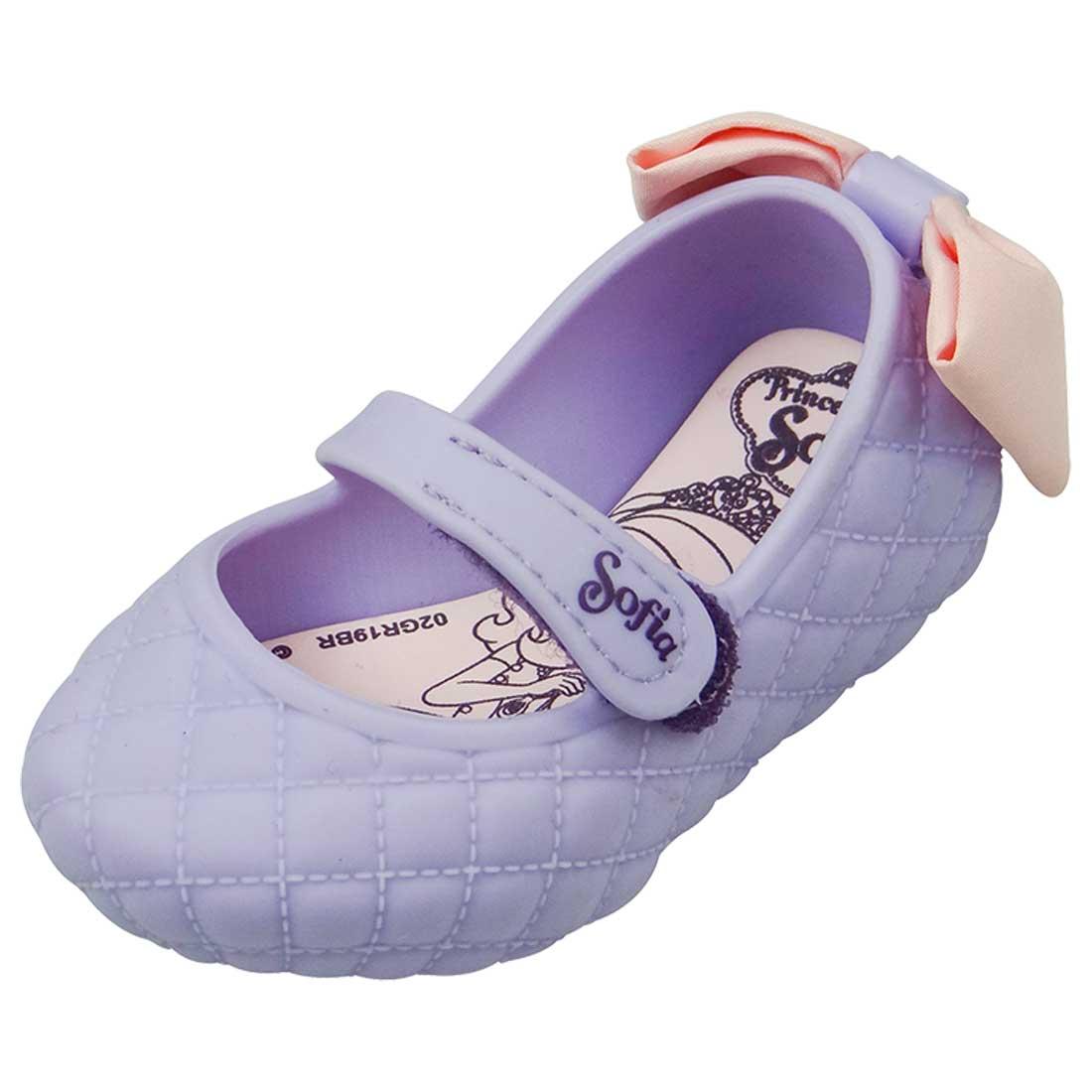 Sapatilha Boneca Baby Disney Princesa Sophia - Lilás