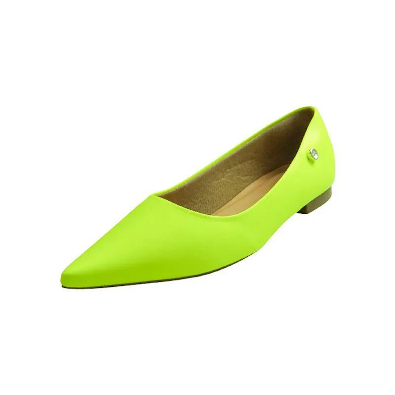 Sapatilha Fluor - Amarela