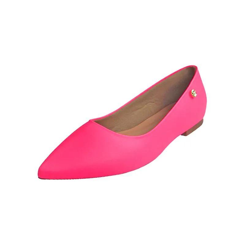 Sapatilha Fluor - Pink