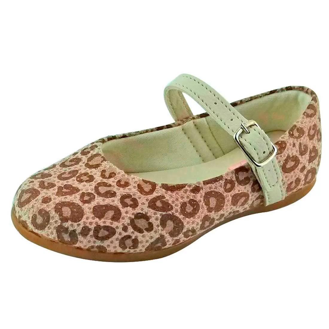 Sapato Boneca Baby - Onça