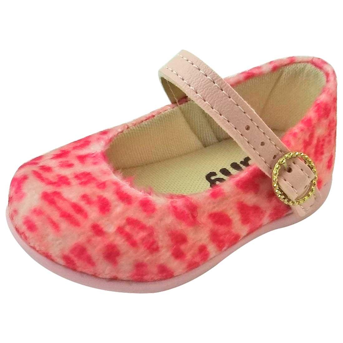 Sapato Boneca Baby - Pink e Rosa