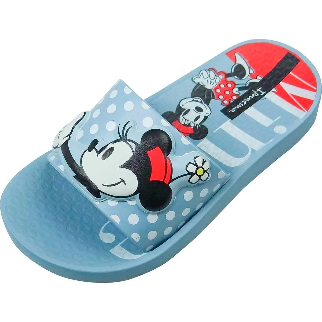 Slide Ipanema Disney Mickey - Azul Bebê