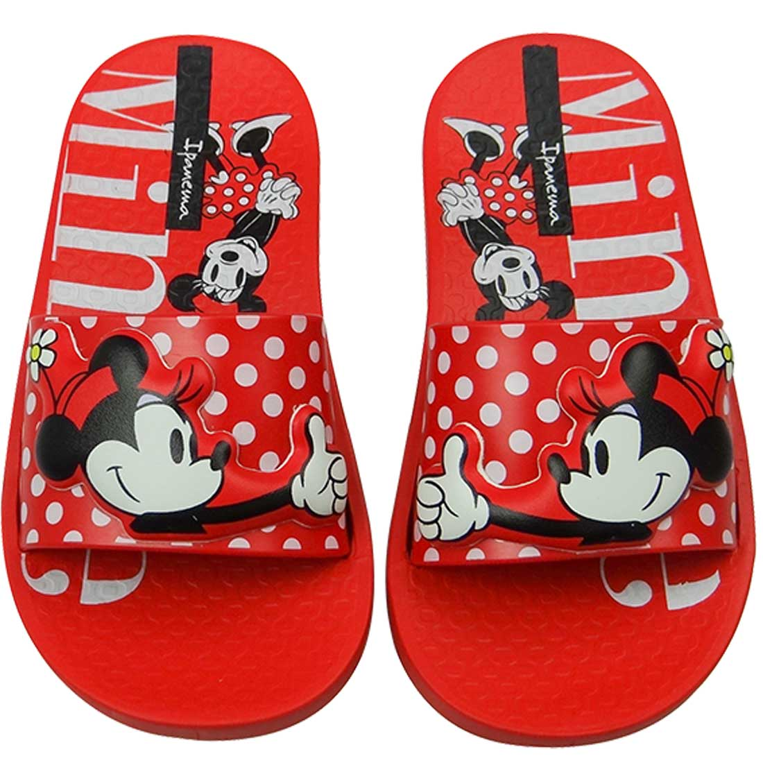 Slide Ipanema Disney Mickey - Vermelho