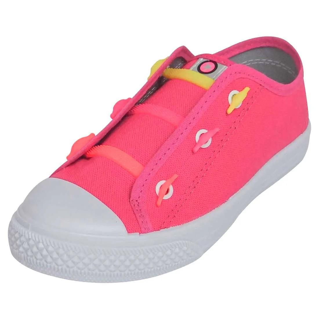 Tênis Baby com Elásticos - Pink