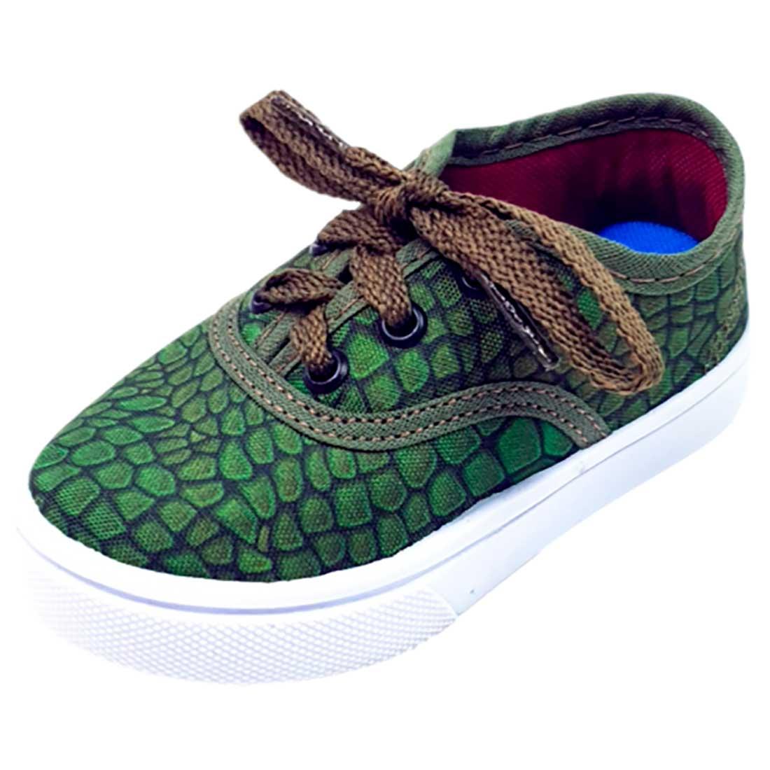 Tênis Baby Crocodilo - Verde