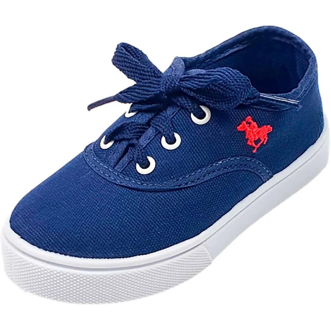 Tênis Baby Polo - Azul Marinho